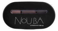 Nouba Набор теней для бровей Eyebrow Powder No01 3г