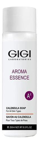 Жидкое мыло с экстрактом календулы Aroma Essence Calendula Soap For All Skin Types 250мл
