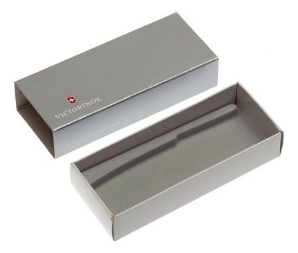 Коробка для ножей толщиной до 6 уровней 4.0091 (картонная, серебристая)