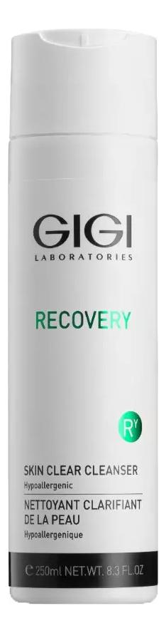 Гель для бережного очищения лица Recovery Pre & Post Repair Skin Clear Cleanser 250мл: Гель 250мл adidas active start гель муж 250мл