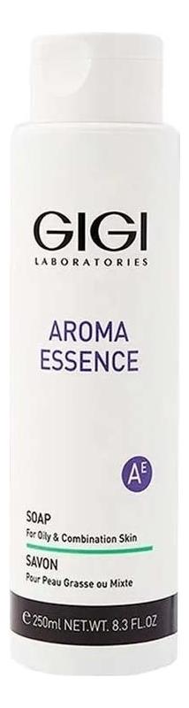 Жидкое мыло для жирной кожи лица Aroma Essence Soap 250мл недорого