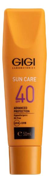 Купить Легкая эмульсия для лица Sun Care Advanced Protection SPF40 50мл, GiGi