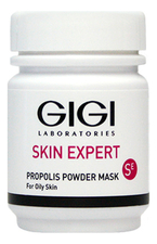 GiGi Антисептическая прополисная пудра для лица Out Serial Propolis Powder Mask 50мл