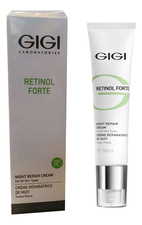GiGi Ночной восстанавливающий крем для лица Retinol Forte Night Repair Cream 50мл