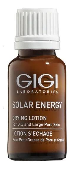 Лосьон-болтушка для лица подсушивающий Solar Energy Drying Lotion For Oily And Large Pore Skin 20мл