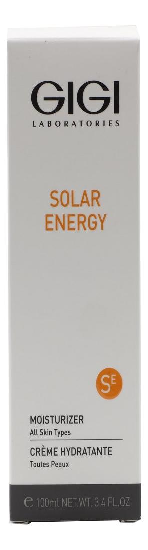 Крем для лица увлажняющий Solar Energy Moisturizer All Skin Types 100мл