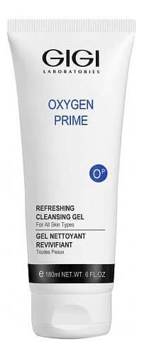 Купить Очищающий гель для лица Oxygen Prime Refreshing Cleansing Gel 180мл, GiGi