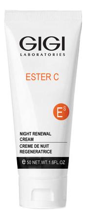 Крем ночной обновляющий Ester C Night Renewal Cream 50мл