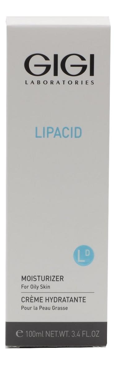 Крем увлажняющий для лица Lipacid Moisturizer: Крем 100мл недорого