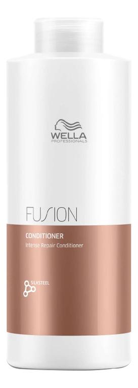 Фото - Интенсивный восстанавливающий кондиционер для волос Fusion Intense Repair Conditioner: Кондиционер 1000мл восстанавливающий кондиционер для волос sp repair conditioner кондиционер 1000мл