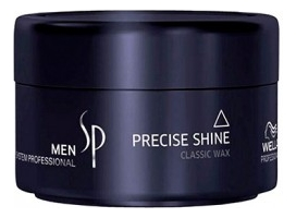 Воск для укладки волос SP Men Precise Shine Classic Wax 75г