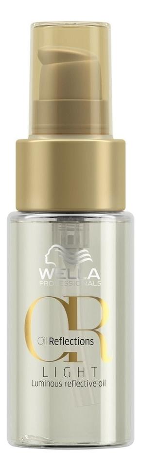 Легкое масло для придания блеска волосам Oil Reflections Light Luminous Reflective Oil: Масло 30мл