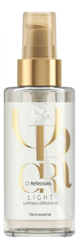 Легкое масло для придания блеска волосам Oil Reflections Light Luminous Reflective Oil: Масло 100мл