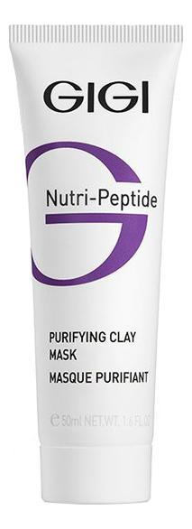 Очищающая глиняная маска для лица Nutri-Peptide Purifying Clay Mask 50мл: Маска 50мл недорого