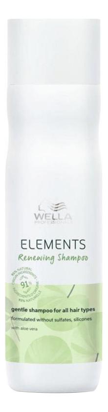 Обновляющий бессульфатный шампунь Elements Renewing Shampoo: Шампунь 250мл