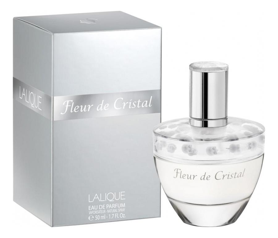 Купить Fleur de Cristal: парфюмерная вода 50мл, Lalique