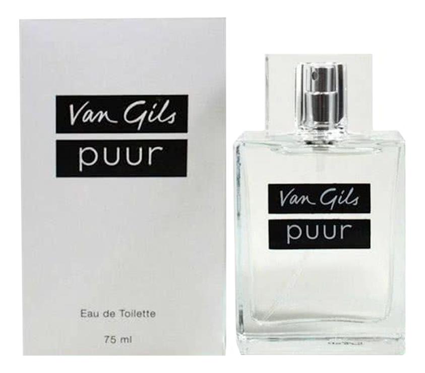 Купить Van Gils Puur: туалетная вода 75мл, Van Gils Parfums