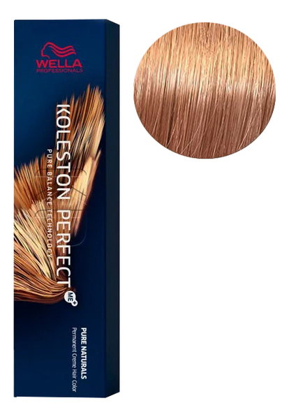 Фото - Стойкая крем-краска для волос Koleston Perfect Color Pure Naturals 60мл: 9/04 Солнечный день стойкая крем краска для волос koleston perfect color pure naturals 60мл 8 04 яркий закат