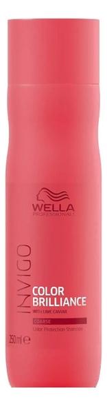 Шампунь для окрашенных жестких волос Invigo Color Brilliance Shampoo: Шампунь 250мл