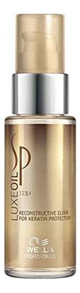 Восстанавливающий эликсир для волос SP LuxeOil Reconstructive Elixir: Эликсир 30мл со эликсир купить