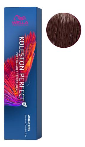 Фото - Стойкая крем-краска для волос Koleston Perfect Color Vibrant Reds 60мл: 5/41 Гоа стойкая крем краска для волос koleston perfect color vibrant reds 60мл 77 46 пурпурная муза