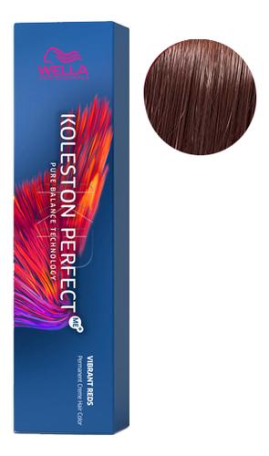 Стойкая крем-краска для волос Koleston Perfect Color Vibrant Reds 60мл: 6/41 Мехико краска для волос без аммиака color touch vibrant reds 60мл 6 47 красный гранат