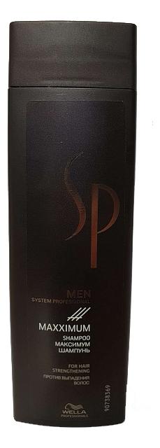 Шампунь против выпадения волос SP Men Maxximum Shampoo: Шампунь 250мл шампунь фитоцедра купить