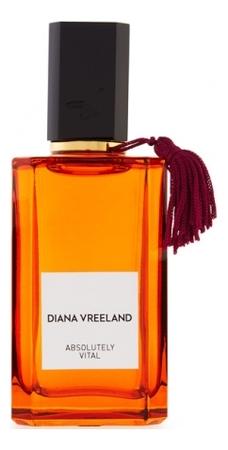 Diana Vreeland Absolutely Vital : парфюмерная вода 2мл diana vreeland simply divine туалетные духи 50 мл