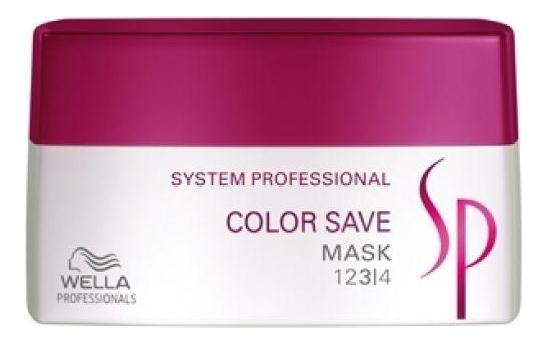 Фото - Маска для окрашенных волос SP Color Save Mask: Маска 200мл system professional color save mask