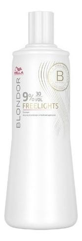 Окислитель для волос Blondor Freelights 1000мл: Окислитель 9%