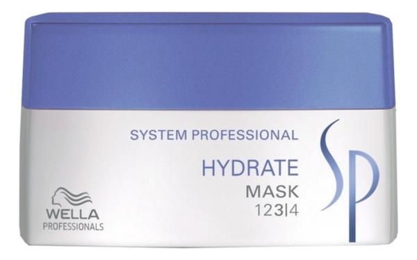 Купить Увлажняющая маска для волос SP Hydrate Mask: Маска 200мл, Wella