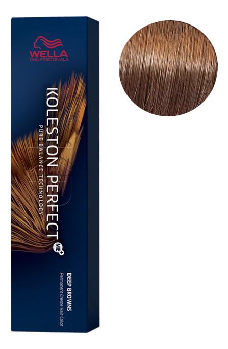 Стойкая крем-краска для волос Koleston Perfect Color Deep Browns 60мл: 7/7 Блонд коричневый engrained engrained deep rooted