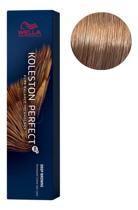 Стойкая крем-краска для волос Koleston Perfect Color Deep Browns 60мл: 8/71 Дымчатая норка фото