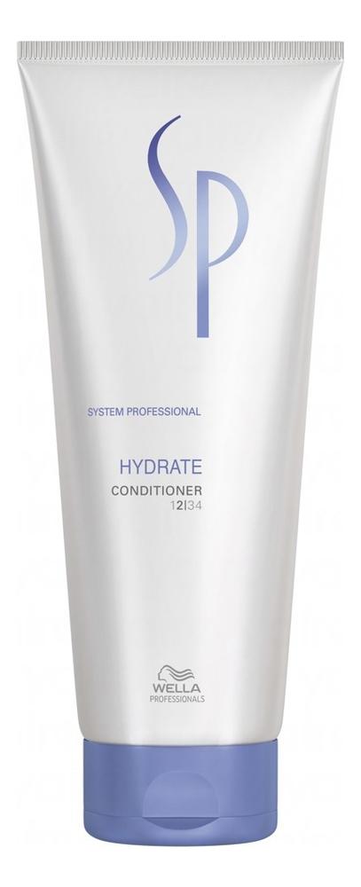 Увлажняющий кондиционер для волос SP Hydrate Conditioner: Кондиционер 200мл увлажняющий кондиционер для волос sp hydrate conditioner кондиционер 1000мл