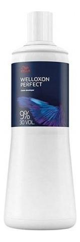 Купить Окислитель Welloxon Perfect 9%: Окислитель 1000мл, Wella