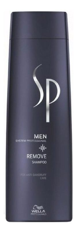 Купить Шампунь против перхоти SP Men Remove Shampoo 250мл, Wella