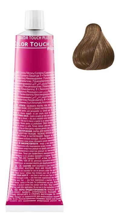 Купить Краска для волос без аммиака Color Touch Plus 60мл: 66/03 Корица, Wella