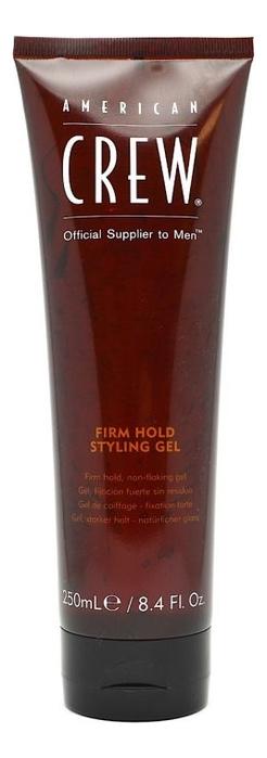 Фото - Гель для укладки волос Firm Hold Styling Gel: Гель 250мл гель цемент для укладки волос artisan geghe gel fluid gel cement hold 150мл