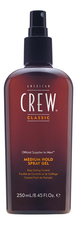 American Crew Спрей-гель для волос Classic Medium Hold Spray Gel 250мл