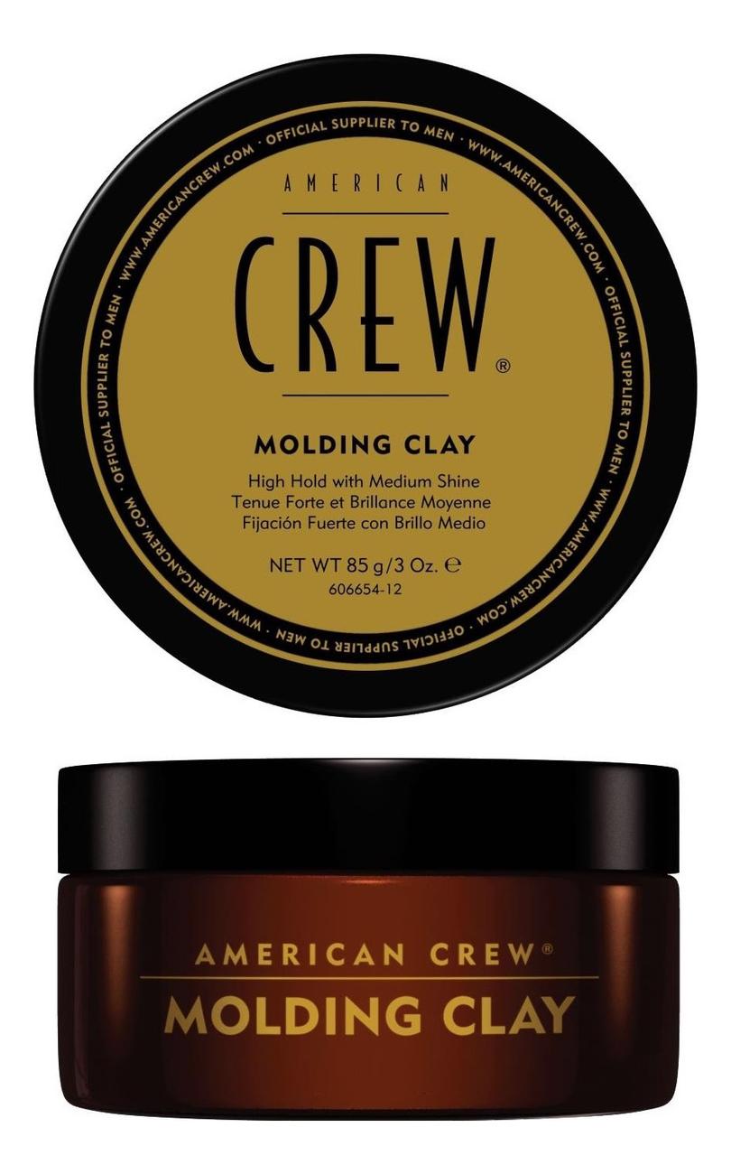 Формирующая глина для укладки волос со средним уровнем блеска Classic Molding Clay 85г недорого