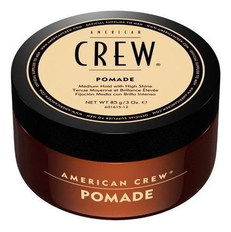 Помада для укладки волос с высоким уровнем блеска Pomade 85г недорого