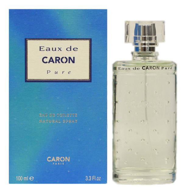 Фото - Eaux De Caron Pure Винтаж: туалетная вода 100мл eaux de caron fraiche винтаж туалетная вода 100мл