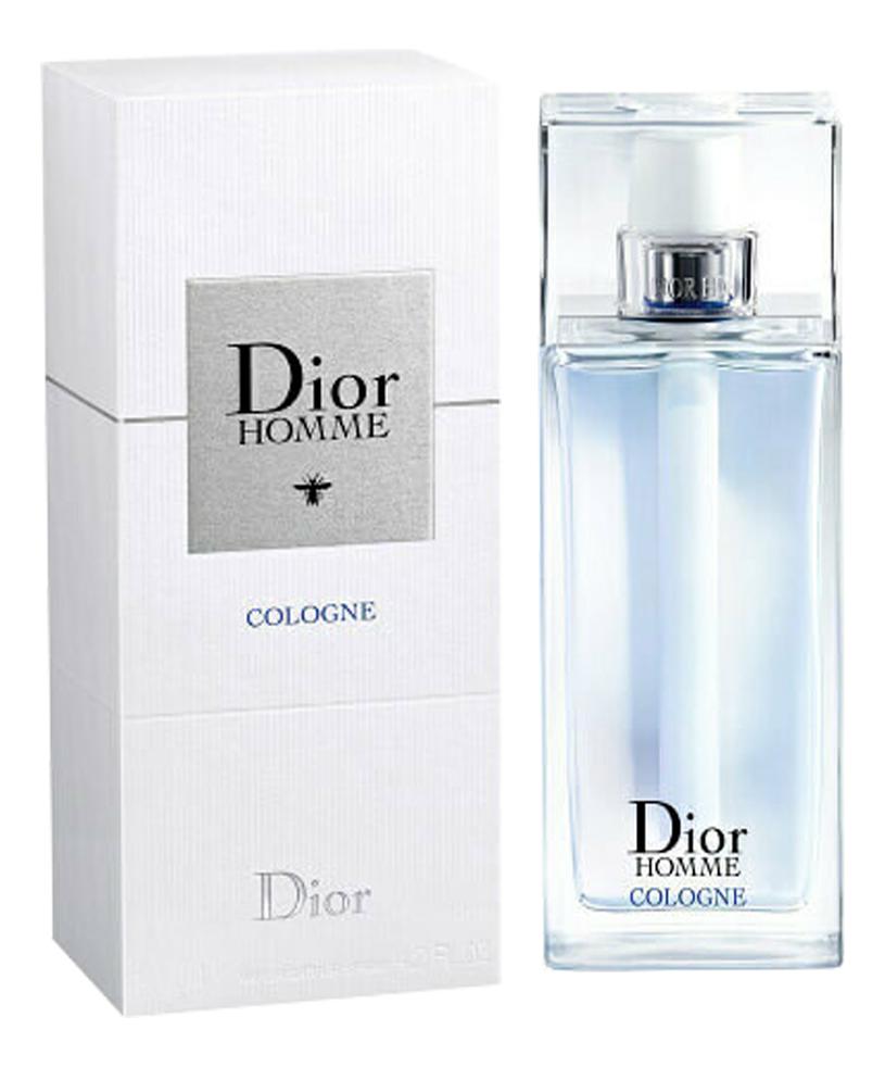 Christian Dior Homme Cologne: одеколон 75мл