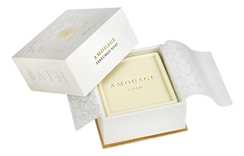 Amouage Gold for woman: мыло 150г