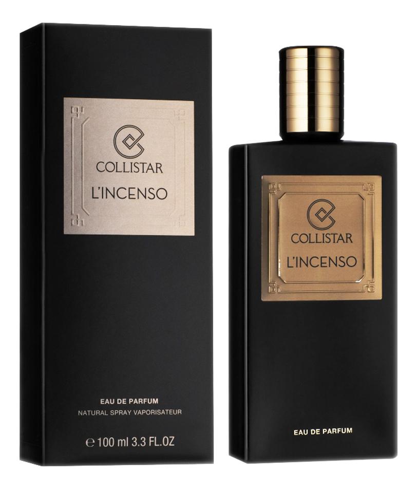 Collistar L`Incenso : парфюмерная вода 100мл collistar talasso scrub anti age купить