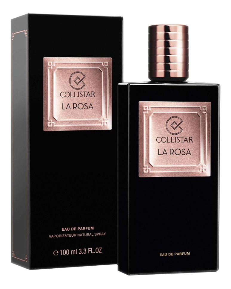 Collistar La Rosa : парфюмерная вода 100мл collistar talasso scrub anti age купить