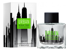 Antonio Banderas Urban Seduction In Black For Men