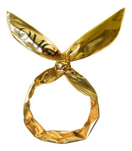 Повязка для волос Platinum Hair Band: Gold