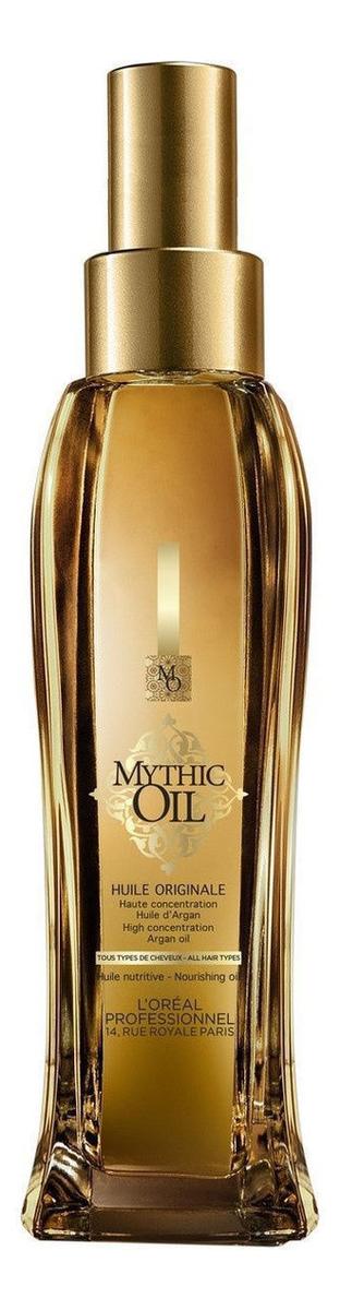 Масло питательное для всех типов волос Mythic Oil 100мл