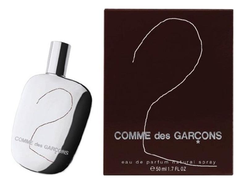 цена Comme des Garcons 2: парфюмерная вода 50мл онлайн в 2017 году